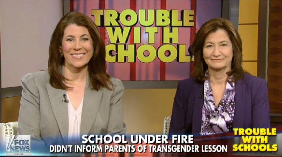 T-trouble w schools